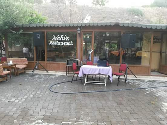 Nehir restoran ve aile çay bahçesi