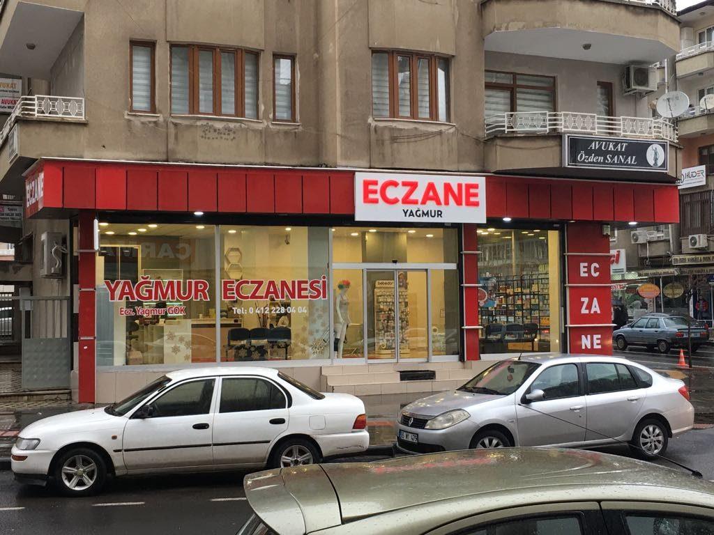YAĞMUR ECZANESİ