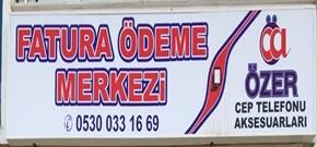 ÖZER Fatura Ödeme Merkezi & Cep Telefonu Aksesuarları